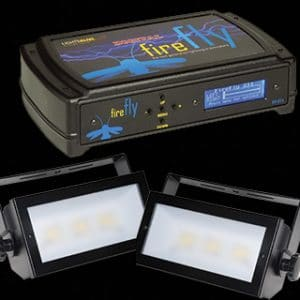 FireFly®  261 Digital Lightning Simulator with 2 ProLight ™ 400s