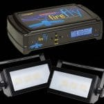 FireFly®  351 Digital Lightning Simulator with 2 ProLight ™ 400s